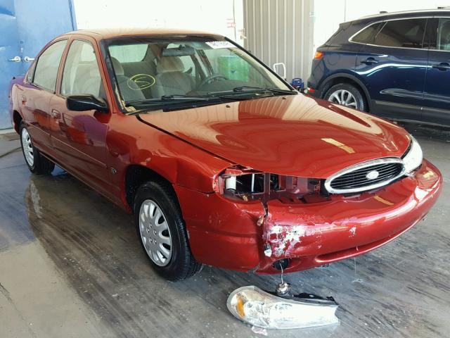 Salvage Titlerebuildable 2000 Ford Contour Sedan 4d 20l 4 For Sale