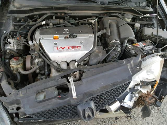 Salvage Certificate Acura RSX Hatchbac L For Sale In - Acura rsx type s engine