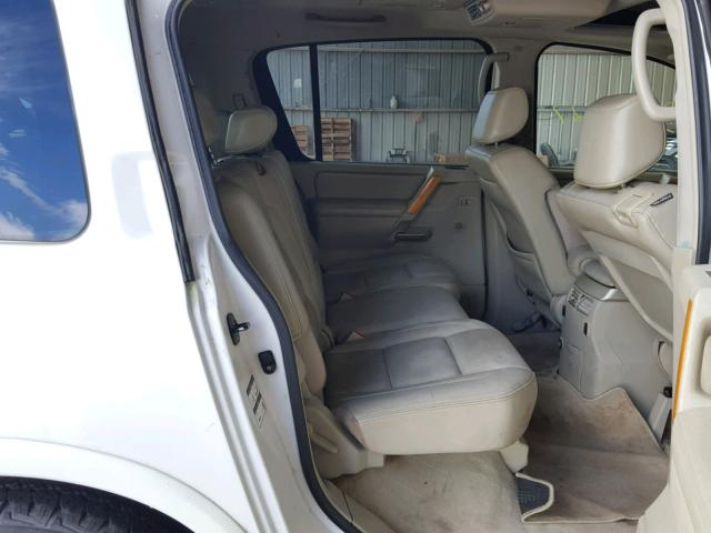 Clean Title 2006 Infiniti Qx56 4dr Spor 56l 8 For Sale In Greenwell