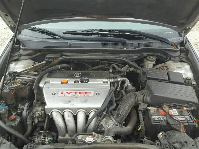 Salvage Certificate Acura TSX Sedan D L For Sale In - 2004 acura tsx engine
