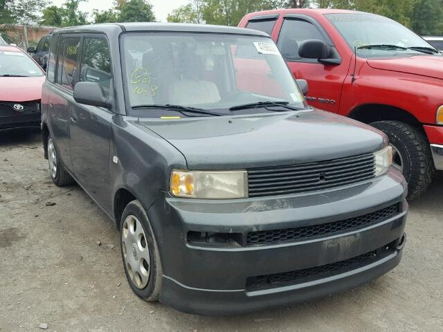 2005 TOYOTA SCION XB   Left Front View Lot 47985328.