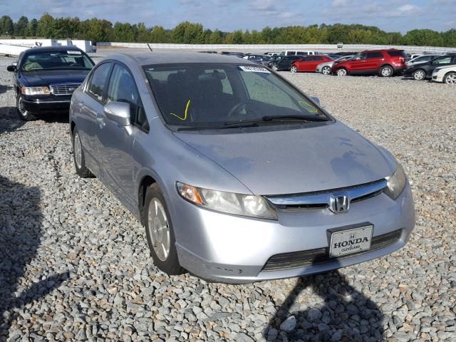 Clean Title 2006 Honda Civic Sedan 4d 13l 4 For Sale In Memphis Tn