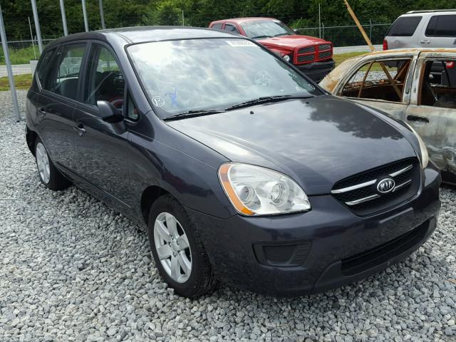 Salvage Title 2007 Kia Rondo Base Station 24l 4 For Sale In Tifton