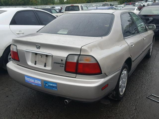 Vin 1HGCD5638VA238729 1997 HONDA ACCORD LX   Left Rear View Lot 48269498.