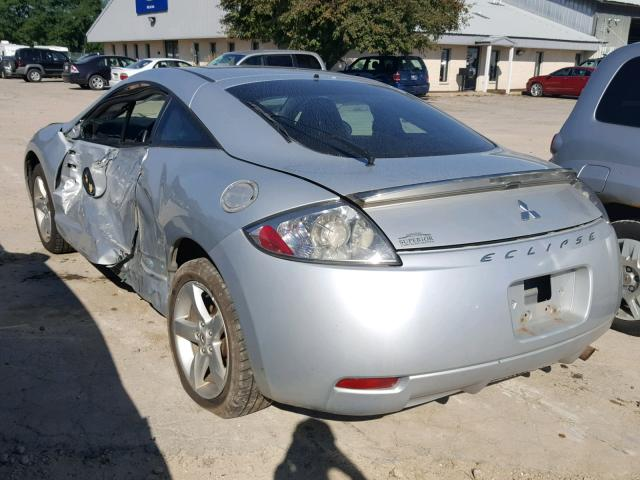 Bill Of Sale Parts Only 2007 Mitsubishi Eclipse Hatchbac 24l 4