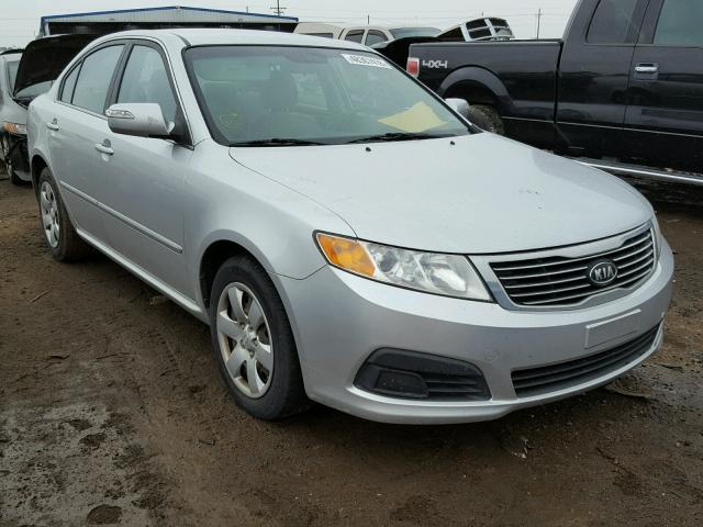 2009 KIA OPTIMA LX   Left Front View Lot 48367418.