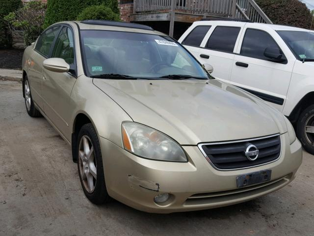 2002 NISSAN ALTIMA SE   Left Front View Lot 47846868.