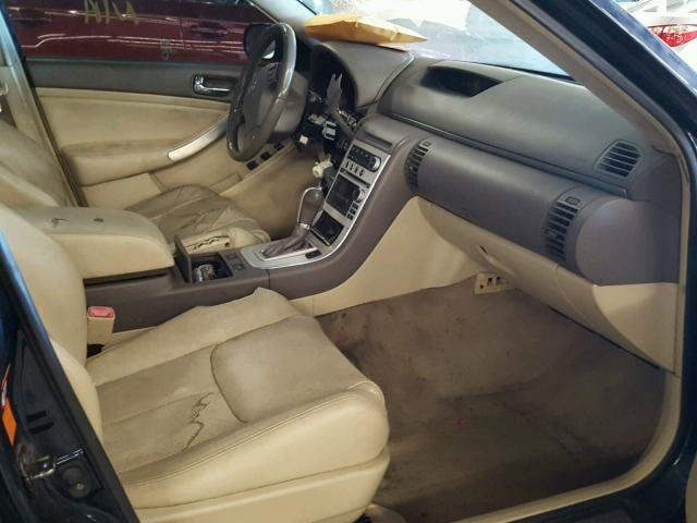Salvage Title 2006 Infiniti G35 Sedan 4d 35l 6 For Sale In Denver