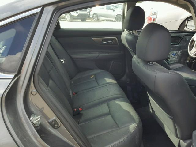 Salvage Certificate 2014 Nissan Altima Sedan 4d 25l 4 For Sale In