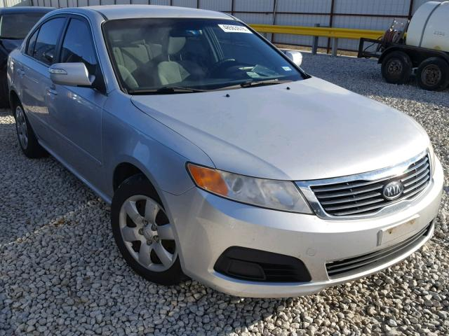 2009 KIA OPTIMA LX   Left Front View Lot 48563978.