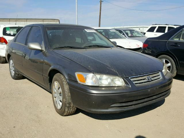 2000 TOYOTA CAMRY CE   Left Front View Lot 48249708.