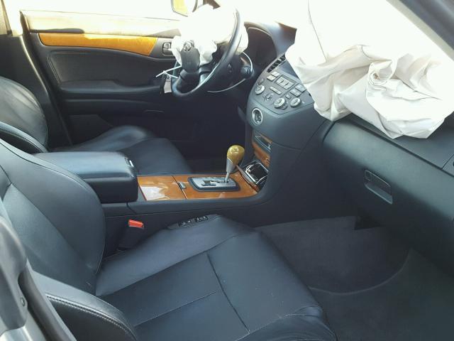 Salvage Certificate 2003 Infiniti M45 Sedan 4d 45l 8 For Sale In