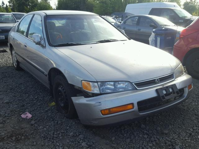 High Quality 1997 HONDA ACCORD LX   Left Front View Lot 48082438.