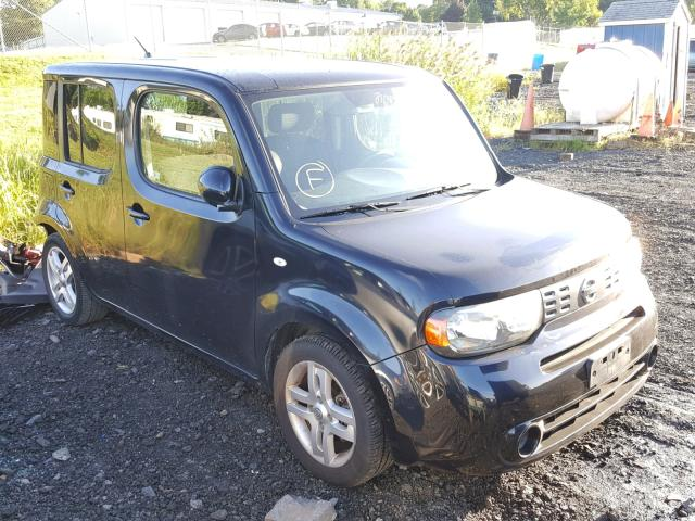 Certificate Of Salvage 2010 Nissan Cube Base 4dr Spor 18l 4 For