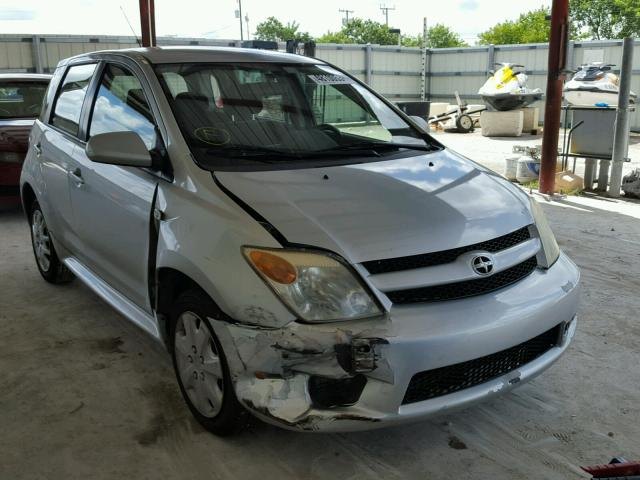 2006 TOYOTA SCION XA   Left Front View Lot 48100538.