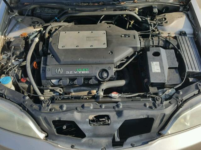Certificate Of Title Salvage Acura Tl Sedan D L For - 2000 acura tl engine