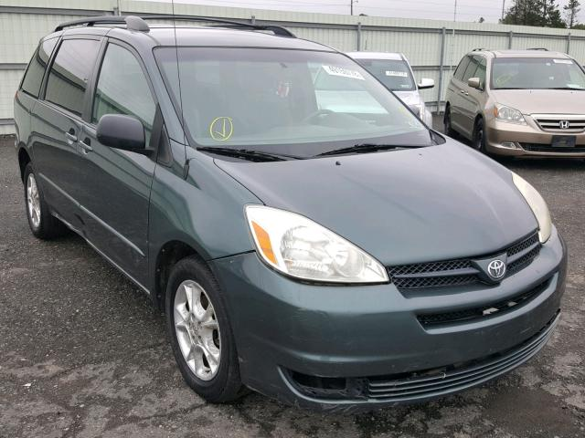 2004 TOYOTA SIENNA LE   Left Front View Lot 49159778.