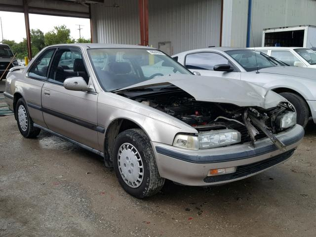 1991 HONDA ACCORD LX   Left Front View Lot 48649088.