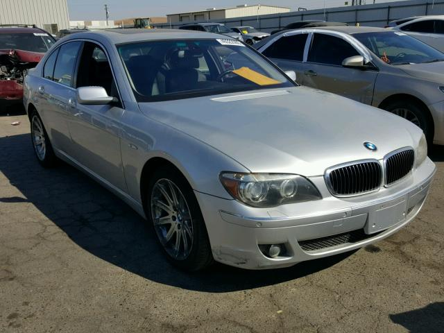 Salvage Certificate BMW Series L For Sale In Fresno CA - 2007 alpina b7 for sale