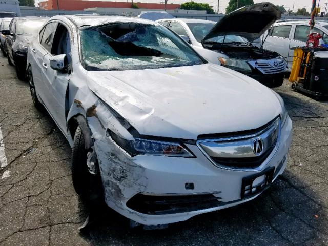 Acura Van Nuys >> 2017 Acura Tlx 2 4l For Sale In Van Nuys Ca Lot 42680149