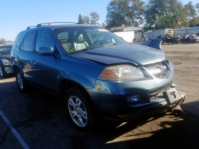 Acura Van Nuys >> 2005 Acura Mdx Tourin 3 5l For Sale In Van Nuys Ca Lot 59273199